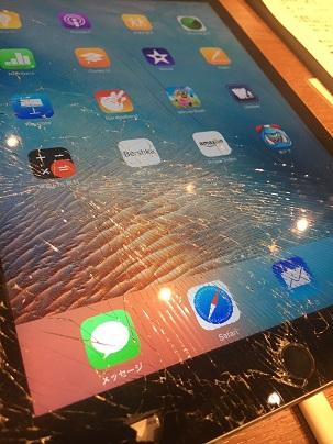 「伊丹市よりお越しのお客様」iPhoneだけでなくiPadの修理もお任せください!!数日だけお時間いただきますが修理できます!!割れてしまった画面も諦めずにご相談ください(*'∀')伊丹、尼崎のiPhone,iPad修理はスマートクールつかしん店で☆彡TEL:06-6421-1705