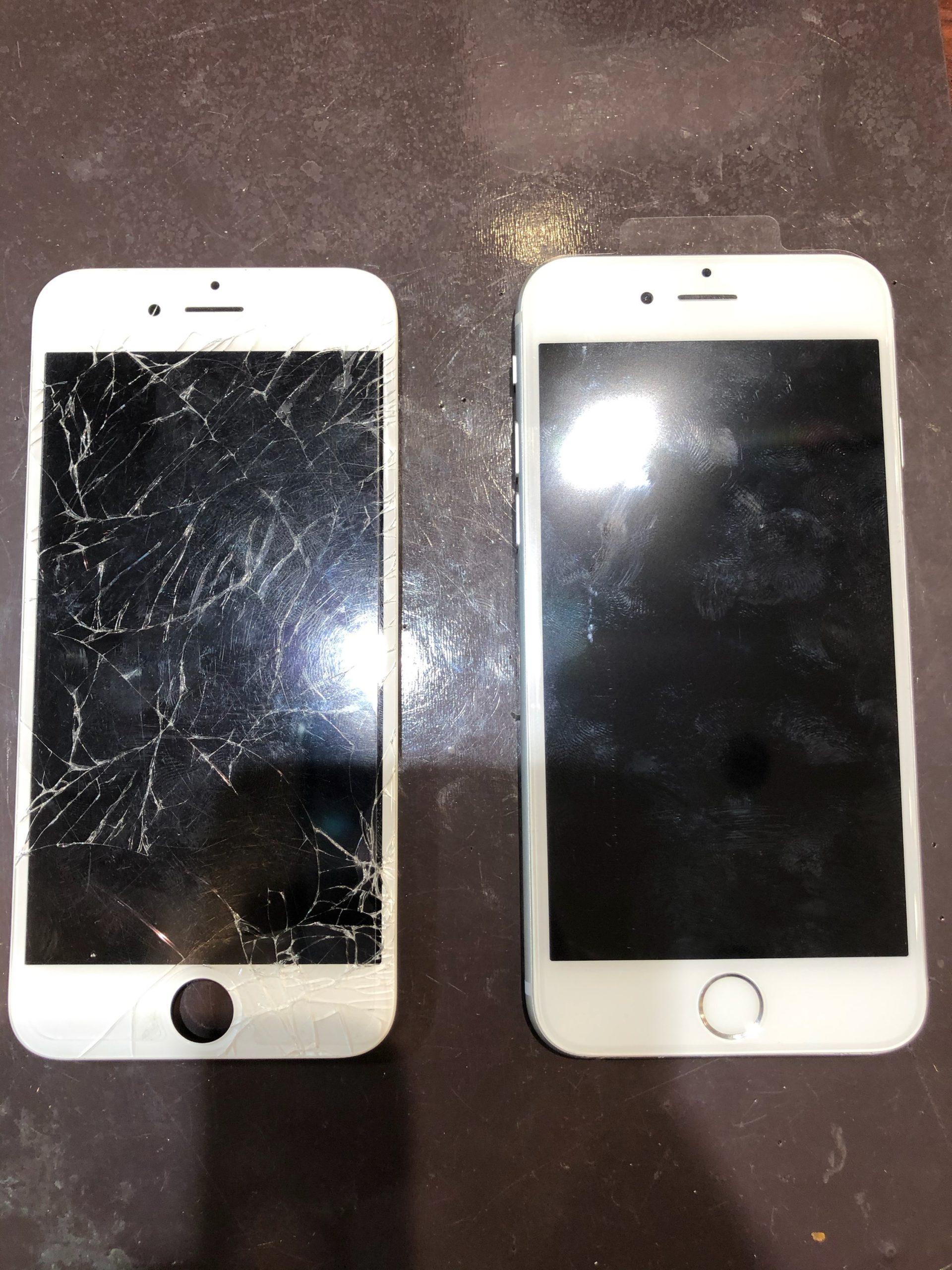 【iPhone修理】画面交換ならデータそのままでお修理可能のスマートクールつかしん店へ!!最短約30分~でお修理完了!!飛込みでも大歓迎!《尼崎・伊丹・宝塚・川西》