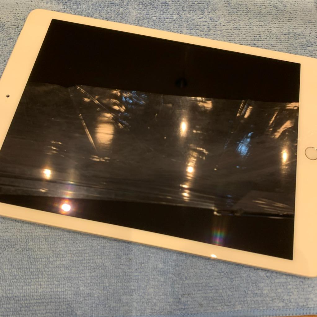 【ガラスコーティング】一番人気のガラスコーティング!一度施工したらやめられない!iPad第7世代/川西からご来店  h
