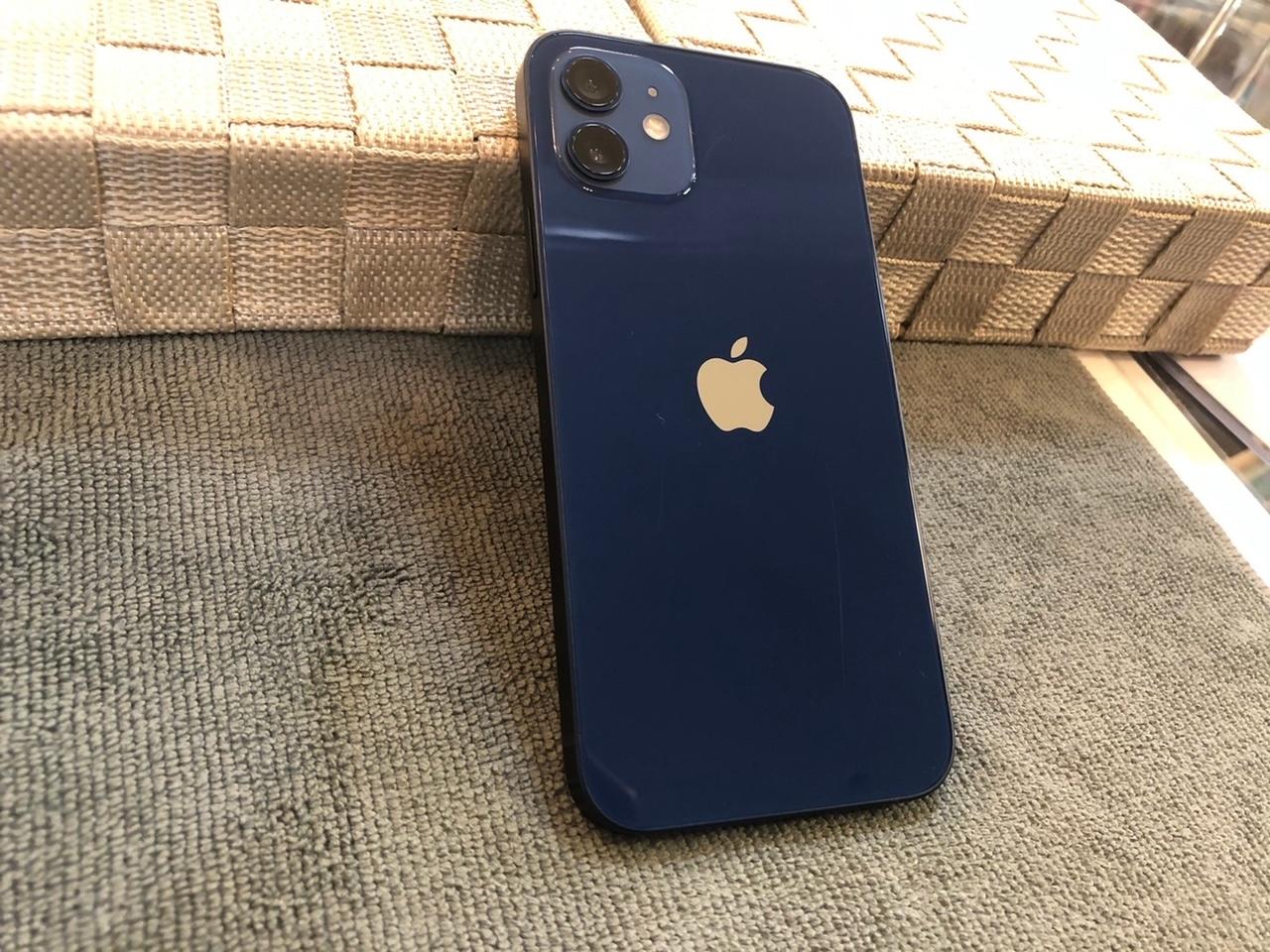iPhone12 ガラスコーティング 川西市よりご来店 So