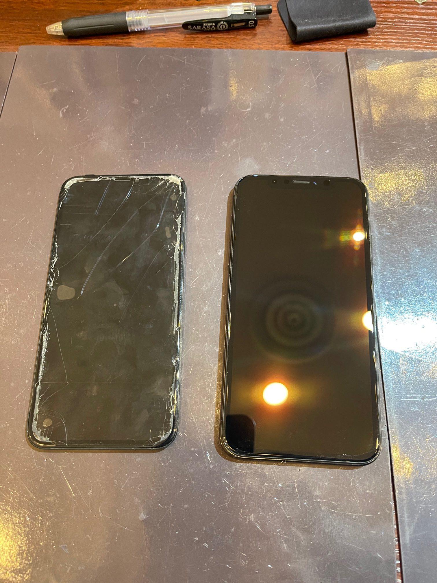 スマートクールでのiPhone分解修理における安心3ヶ月保障について ク